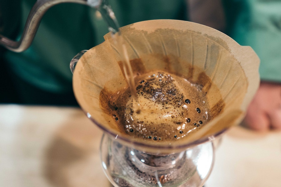 Pour Over OCD Page